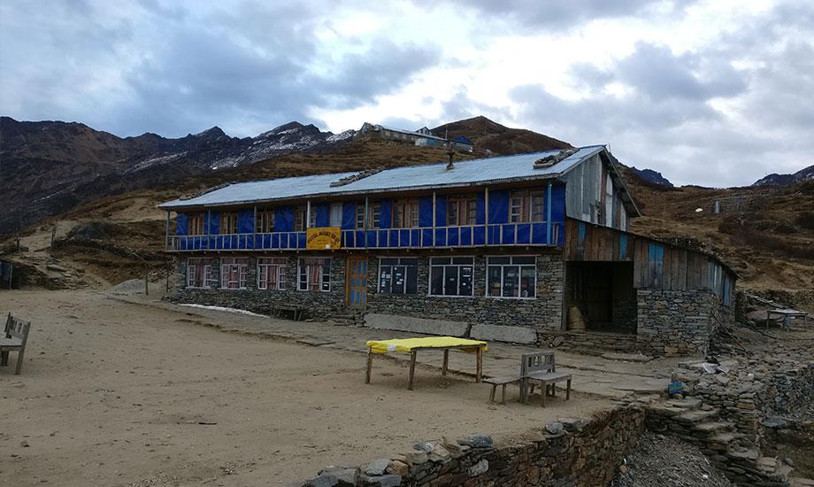 Lodge at Lauribina