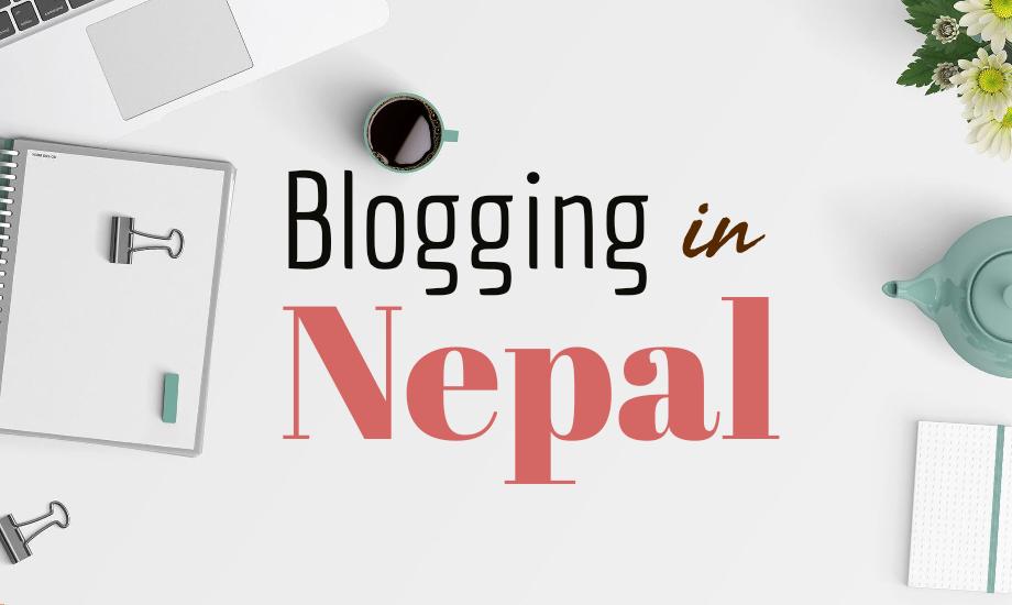 Blogging in Nepal